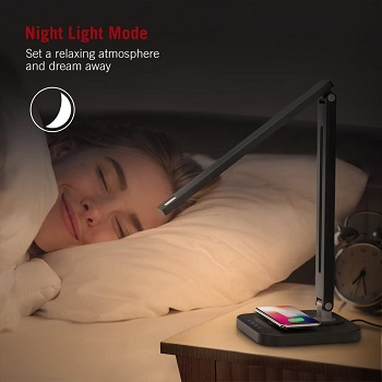 BEST MODERN WIRELESS PHONE CHARGING LAMP
