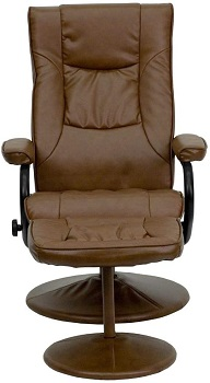 BEST NO WHEELS COMFORTABLE WORK FROM HOME CHAIR
