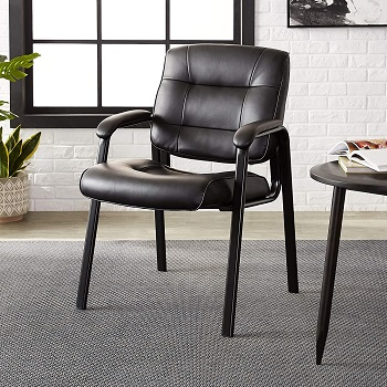 BEST NO WHEELS MOST COMFORTABLE EXECUTIVE CHAIR