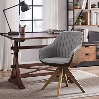 BEST OF BEST DESK CHAIR NO WHEELS WITH ARMS Summary