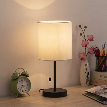 BEST OF BEST SMALL DESK LAMP WITH SHADE