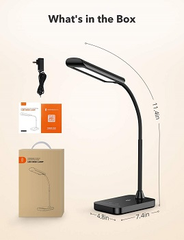 BEST OF BEST SMALL READING LAMP