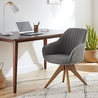 BEST OF BEST WOODEN DESK CHAIR WITHOUT WHEELS Summary