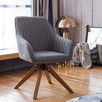 BEST OF BEST WOODEN DESK CHAIR WITHOUT WHEELS