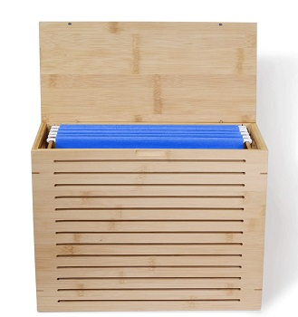 BEST PORTABLE FILING CABINET BOX