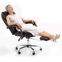 BEST RECLINING EXECUTIVE CHAIR WITH FOOTREST Summary