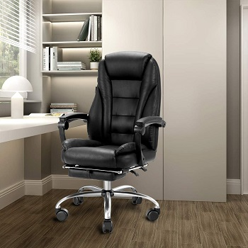 BEST RECLINING EXECUTIVE CHAIR WITH FOOTREST