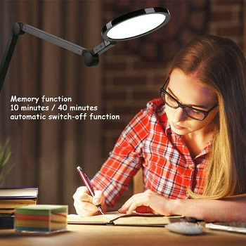 BEST STUDY SMALL READING LAMP