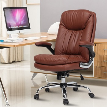 BEST TALL MOST COMFORTABLE EXECUTIVE OFFICE CHAIR