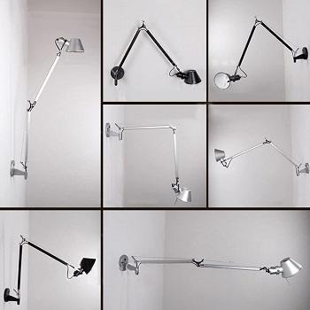 BEST TASK WALL-MOUNTED DESK LAMP