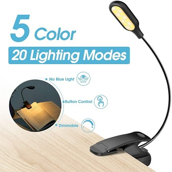 BEST USB RECHARGEABLE READING LIGHT
