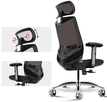 BEST WITH ARMRESTS COMFORTABLE CHAIR WITH WHEELS