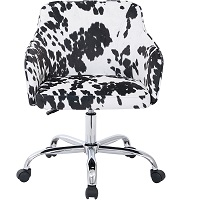 BEST WITH ARMRESTS COMFORTABLE CUTE DESK CHAIR Summary