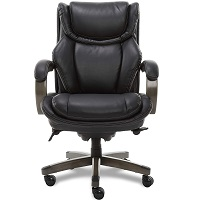 BEST WITH ARMRESTS COMFORTABLE LEATHER OFFICE CHAIR Summary
