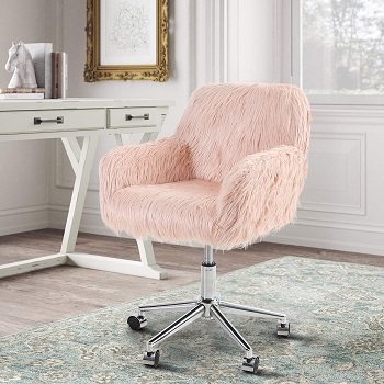 BEST WITH ARMRESTS COMFORTABLE STYLISH DESK CHAIR