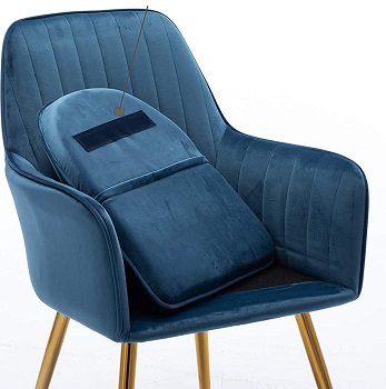 BEST WITH ARMRESTS CUSHIONED DESK CHAIR NO WHEELS