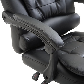 BEST WITH ARMRESTS EXECUTIVE CHAIR WITH FOOTREST