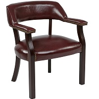BEST WITH ARMRESTS FARMHOUSE DESK CHAIR NO WHEELS Summary