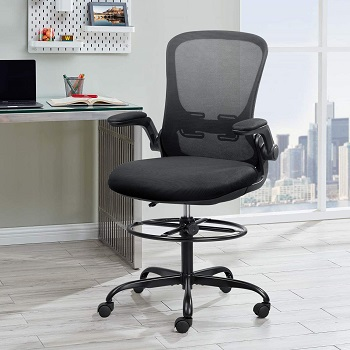 BEST WITH ARMRESTS MOST COMFORTABLE DRAFTING CHAIR