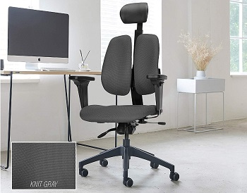 BEST WITH BACK SUPPORT COMFORTABLE CHAIR WITH WHEELS