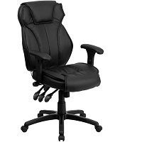 BEST WITH BACK SUPPORT COMFORTABLE EXECUTIVE OFFICE CHAIR Summary