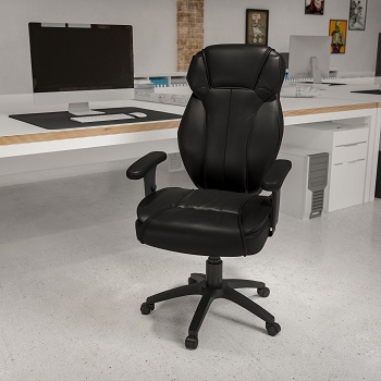 BEST WITH BACK SUPPORT COMFORTABLE EXECUTIVE OFFICE CHAIR