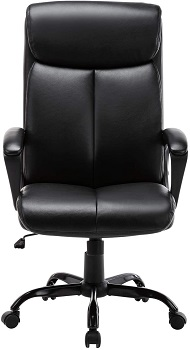 BEST WITH BACK SUPPORT COMFORTABLE LEATHER OFFICE CHAIR