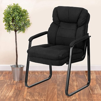 BEST WITH BACK SUPPORT ERGONOMIC DESK CHAIR NO WHEELS