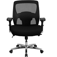 BEST WITH BACK SUPPORT OFFICE CHAIR FOR OVER 300 LBS Summary
