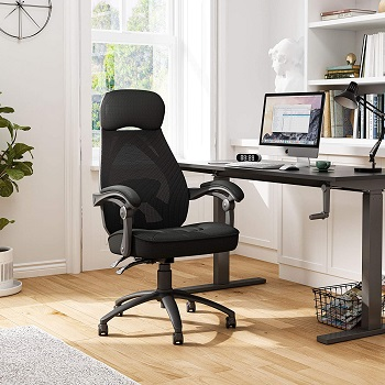 BEST WITH BACK SUPPORT TALL COMFORTABLE CHAIR