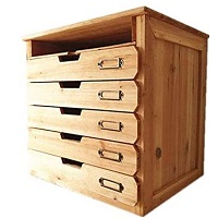 BEST WOOD FILING CABINET BOX picks