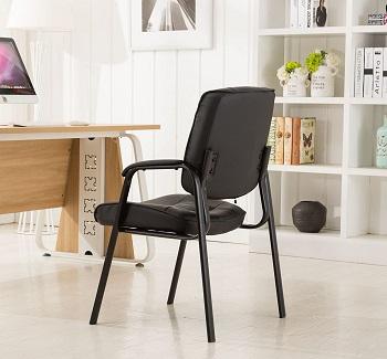 BTExpert 5046BL Leather Chair