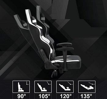 BestMassage Computer Racing Chair