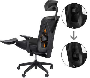 Bonzy YO2000A-B1 Desk Chair