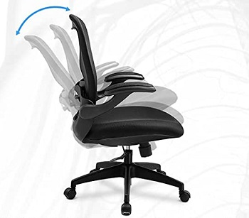 COMHOMA CH131-B Desk Chair