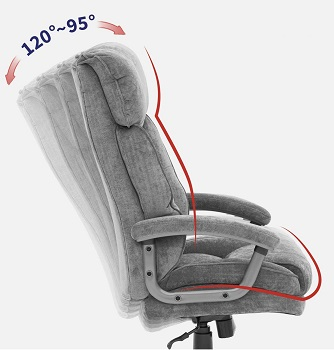 Clatina Big And Tall Chair