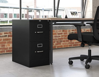 HON Two-Drawer Filing Cabinet- 510