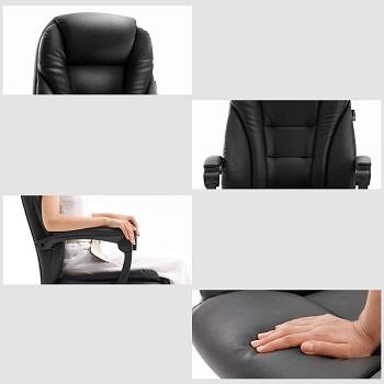 Hbada Executive Leather Chair