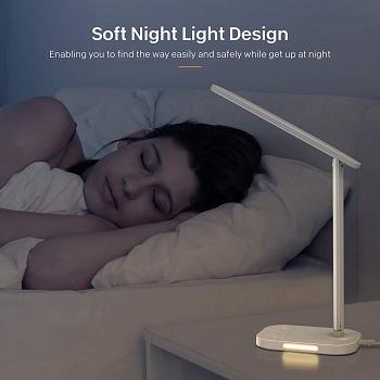 LITOM LED Desk Lamp,