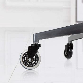 Nouhaus Rolling Desk Chair