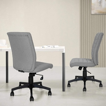 Oristus Mid-Back Modern Chair
