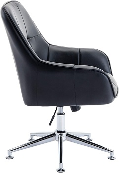 Porthos Home TFC054A BLK Chair