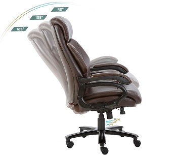 Qwork-Leather-Executive-Chair