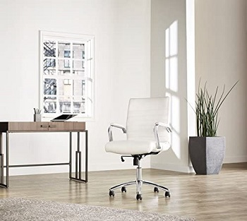 Realspace Mid-Back Chair