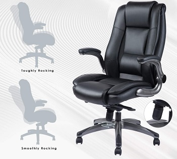 Reficcer High-Back Office Chair