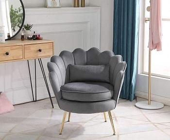 SYMAZEE Modern Accent Chair