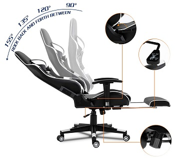 Scurrty Professional Gaming Chair