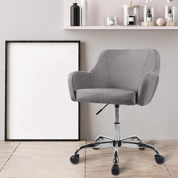Smugdesk C93GY Computer Chair