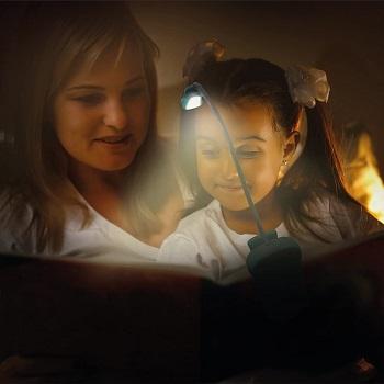 VekkiaLuminoLite Rechargeable Book Light