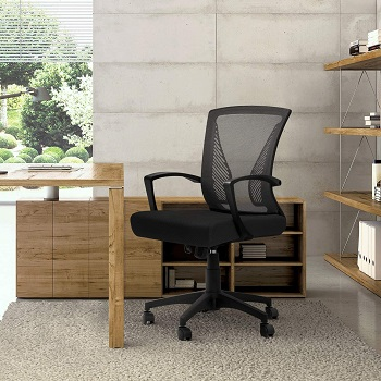 Victone Mid-Back Mesh Chair